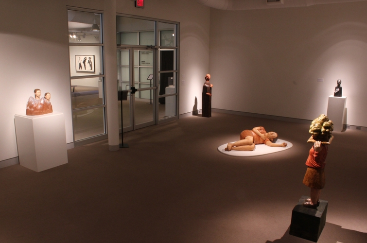 On Finding Home Solo Exhibition at Museum of Art University of Maine